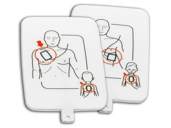 Vervangbare Pads Prestan AED Trainer Plus (2 stuks)