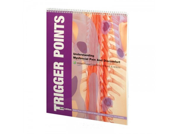 Trigger Points, Flip-over boek