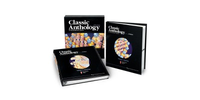 Classic Anthology of Anatomical Charts