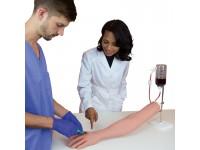 Intraveneuze injectie arm