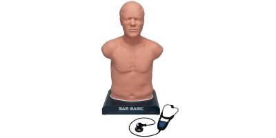 Auscultatie Trainer met SimScope - SAM Basic