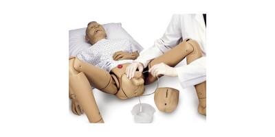 Medische Oefenpop Ouderenzorg Compleet